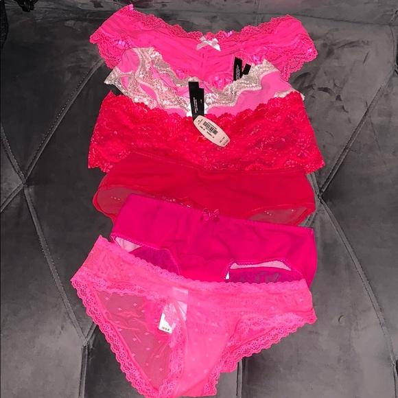 Victoria's Secret Other - Bundle of 6 VS panties